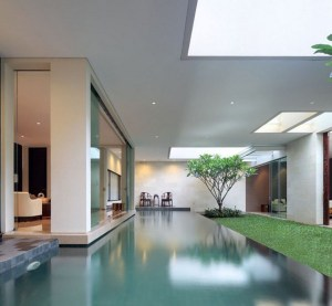 Swimming Pool In House IRkn