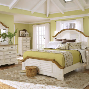 Modern bedroom decorating ideas light colored wood furniture