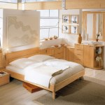Simple Light Wooden Decorating Ideas For Your Bedroom