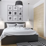 Black And White Elements For Your Bedroom