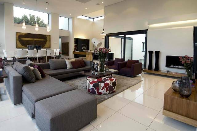 Impressive contemporary living room designs