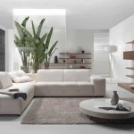 Modern Contemporary Living Room Decorating Idea