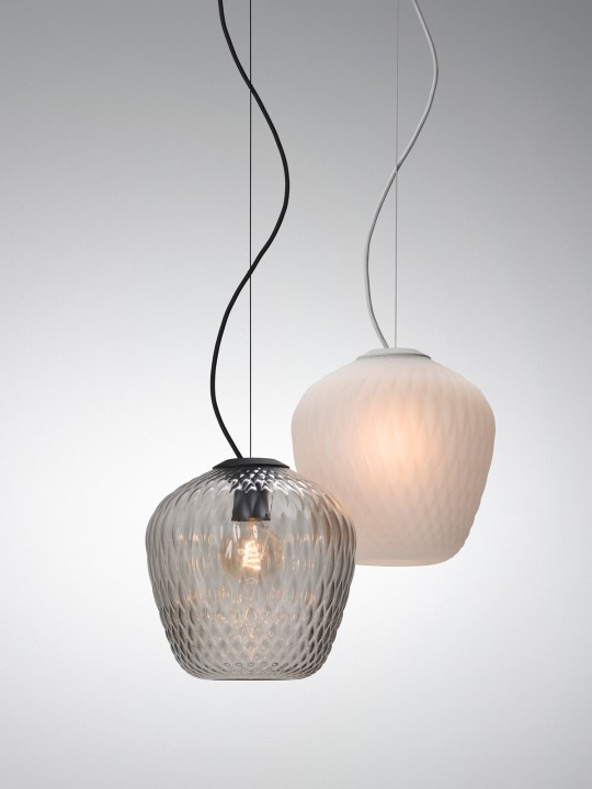 Blown Lampe &tradition
