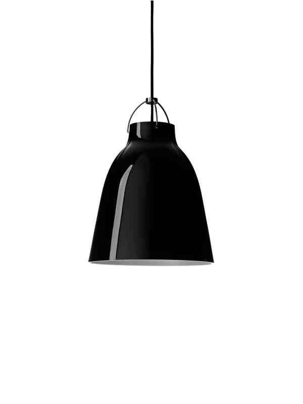 CARAVAGGIO Schwarz Esszimmerleuchte und Küchenleuchte