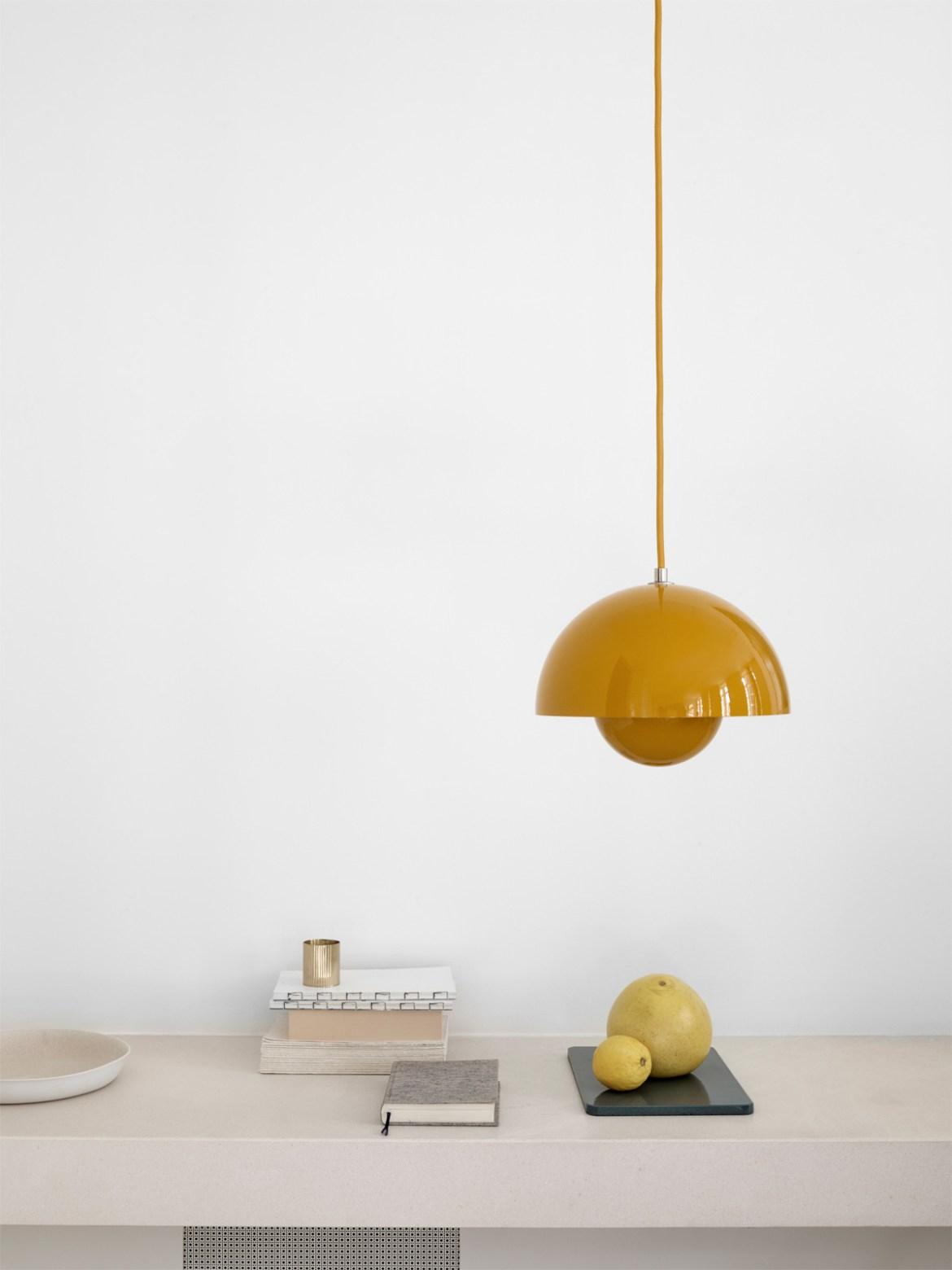 DesignOrt Blog: Klassische Designerleuchten VP1 Flowerpot