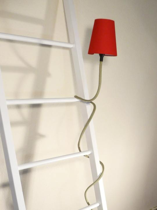 Climbing Lamp von Son of Nils