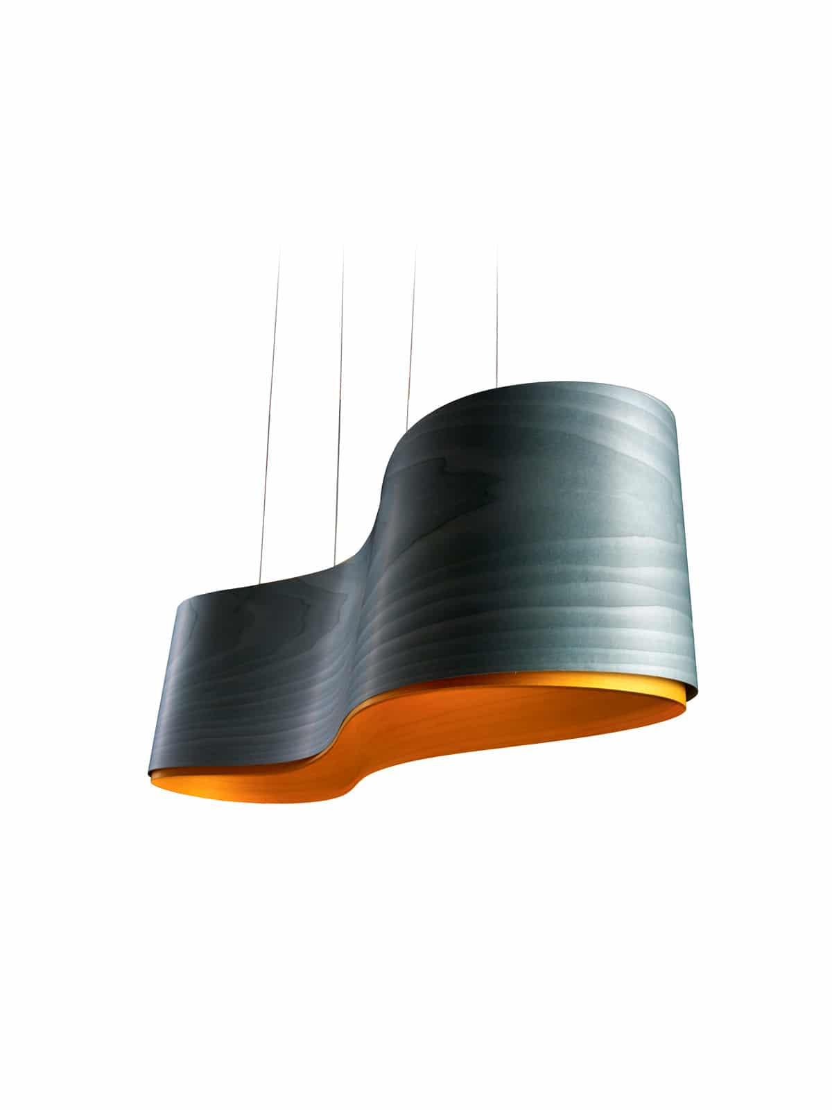 LZF-New-Wave-Blau Faszinierend Led Lampen Leuchten Nach Dekorationen