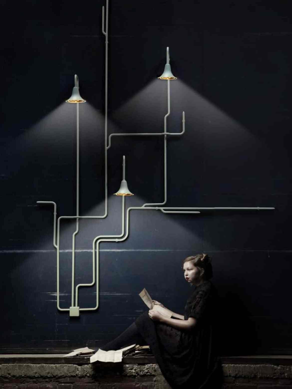 DesignOrt Blog: Florale Designerleuchten andtradition Light Forest