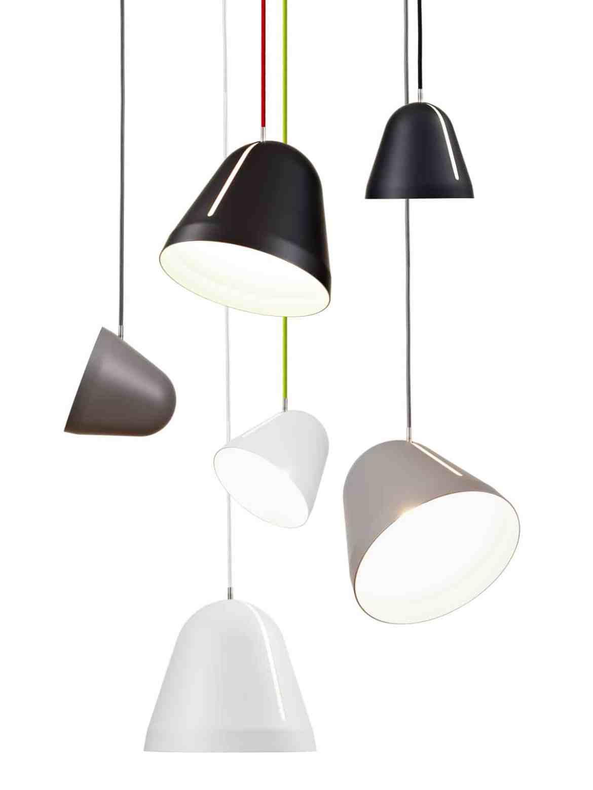 Diverse Designer Hängeleuchten Nyta Tilt