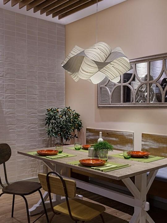 Moderne Küchenlampen bei Designort Swirl Hängelampe von LZF