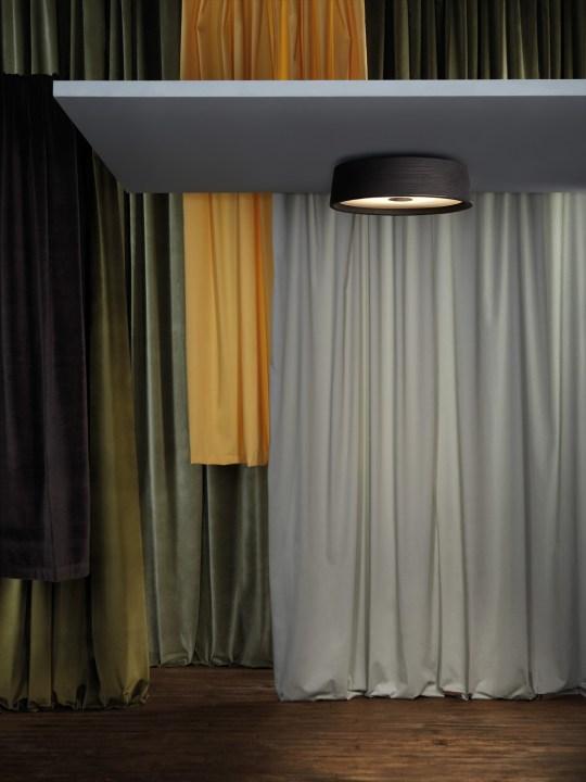 Deckenleuchte SOHO C im Raum