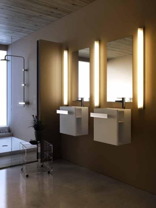 Marset Manhatten im Badezimmer
