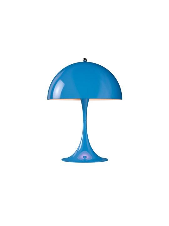 Poulsen Panthella MINI in blau