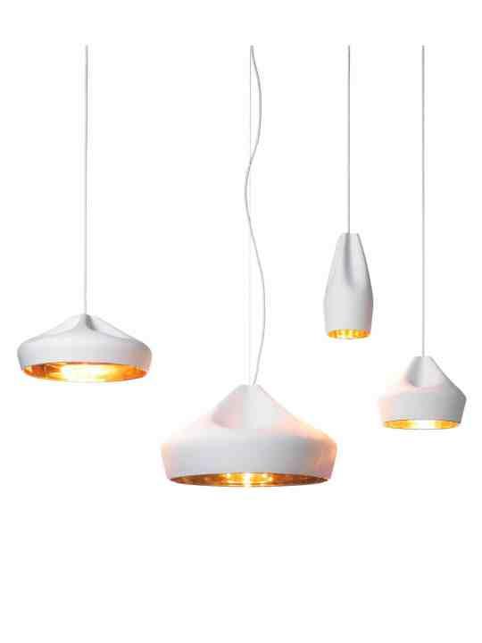 Pleat Box LED Pendelleuchten