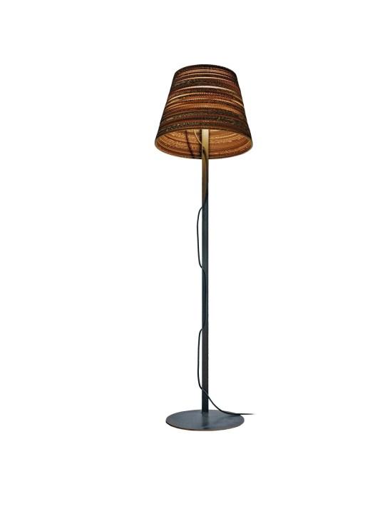 Scraplights tilt floor lamp von Graypants