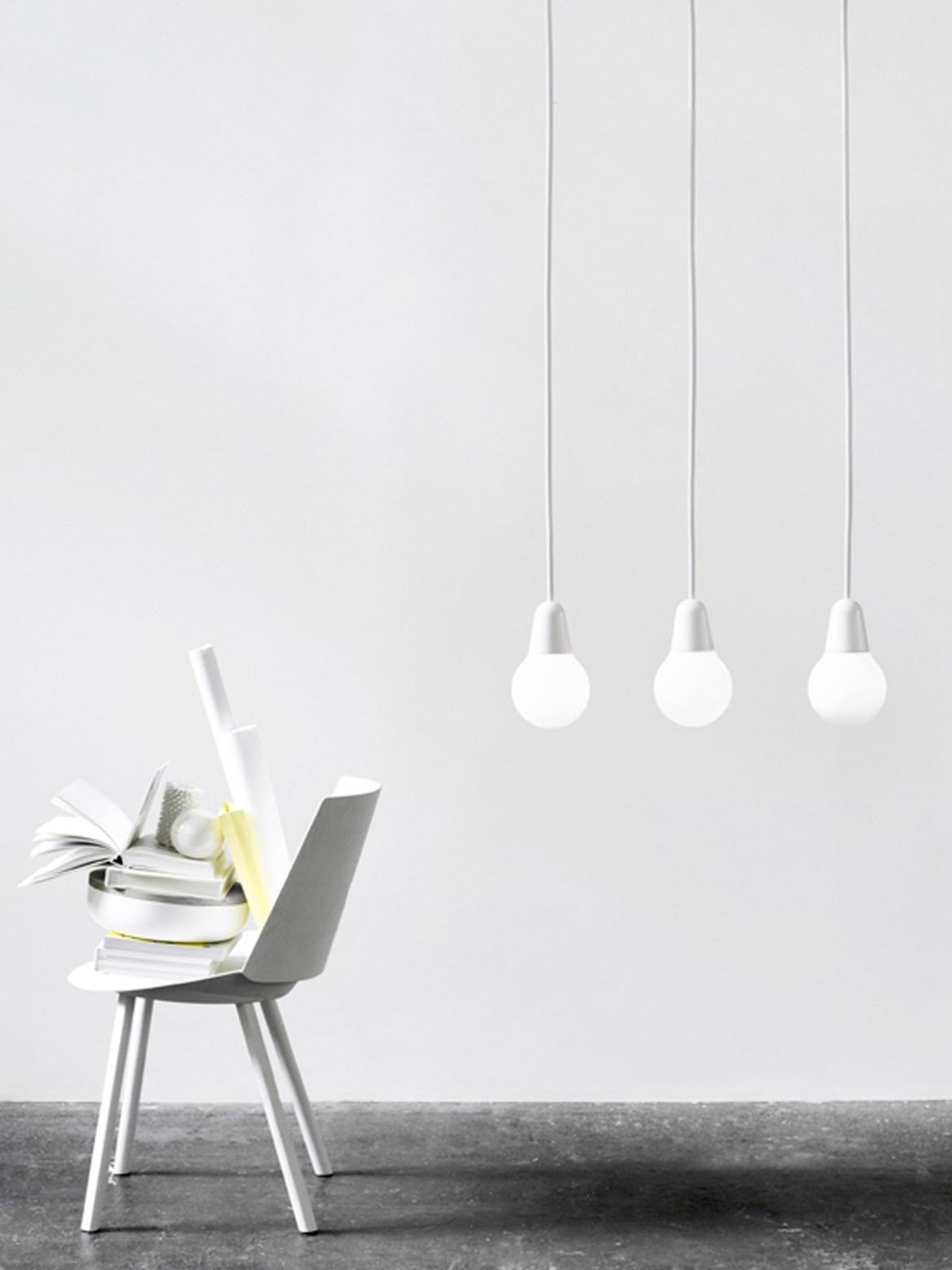 Pendel Pendant Glühbirne hauptsache modern