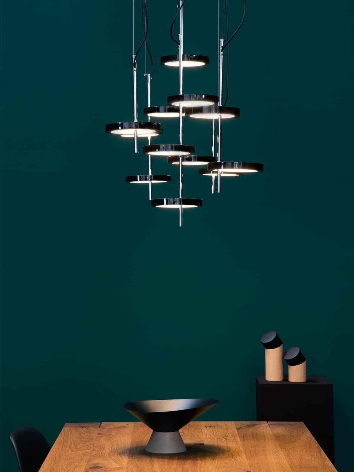 moderne Küchenlampen bei DesignOrt Nenufar von Marset