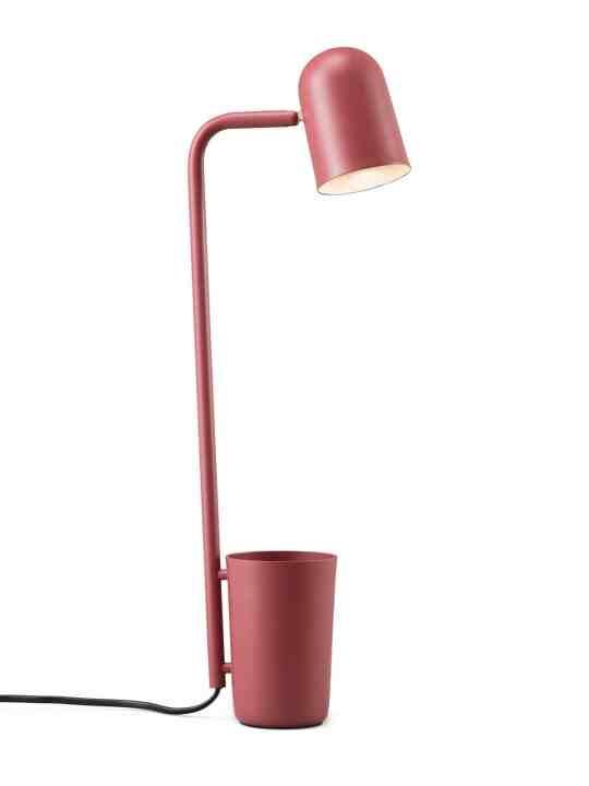 Tischleuchte Buddy Marsala Rot Northern Lighting