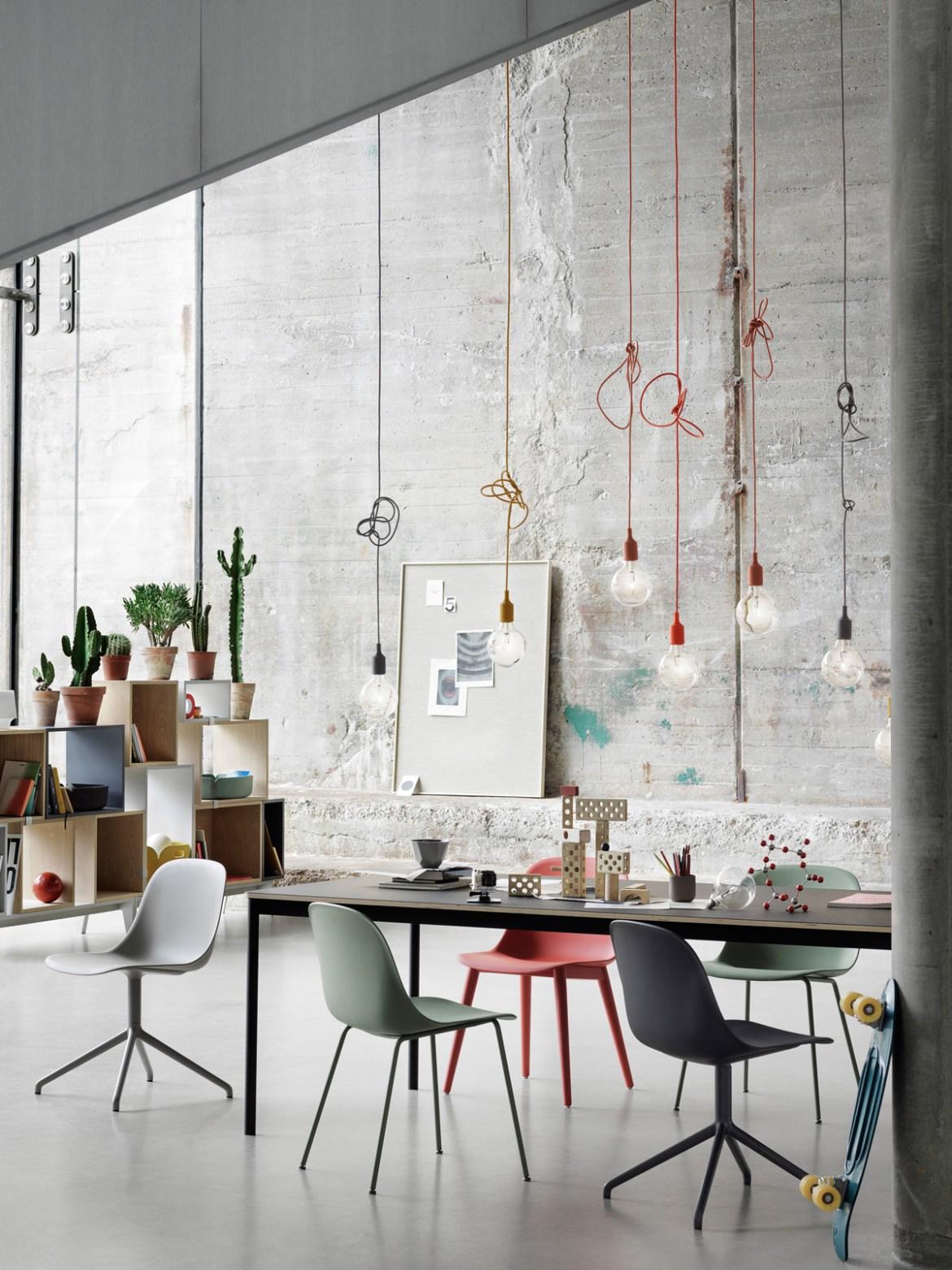 DesignOrt Blog: Trend: Nackte Glühbirne Designerleuchte E27 von muuto DesignOrt Onlineshop