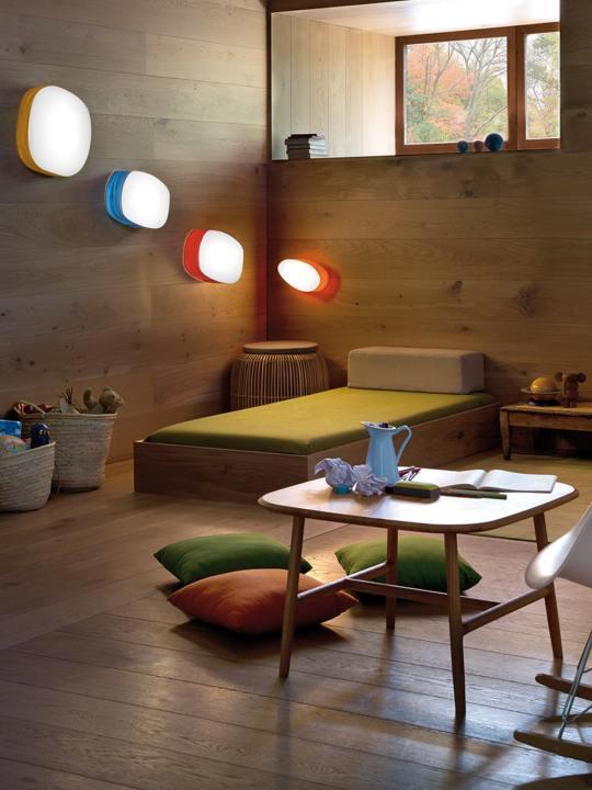 LZF Guijarros Wandleuchte Deckenleuchte DesignOrt Onlineshop