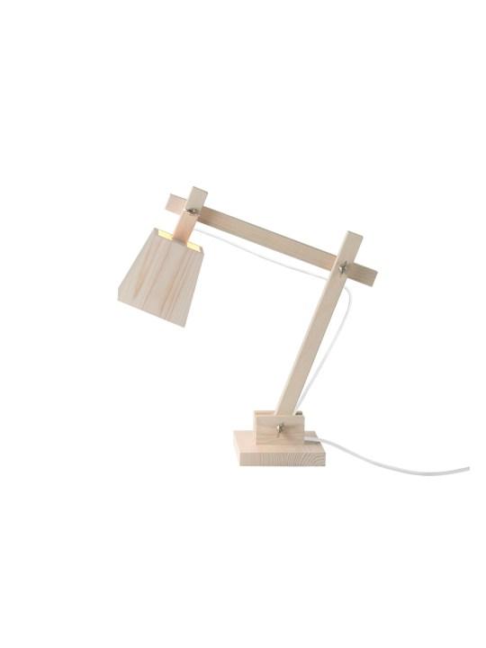 Schreibtischleuchte Wood von Muuto