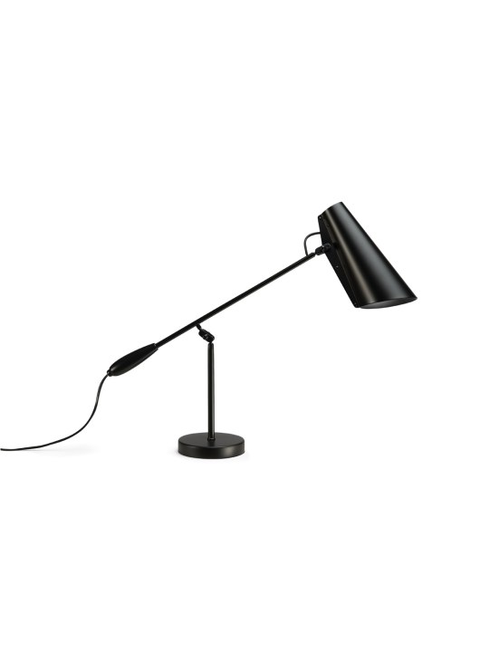 Tischlampe Birdy all black Northern Lighting