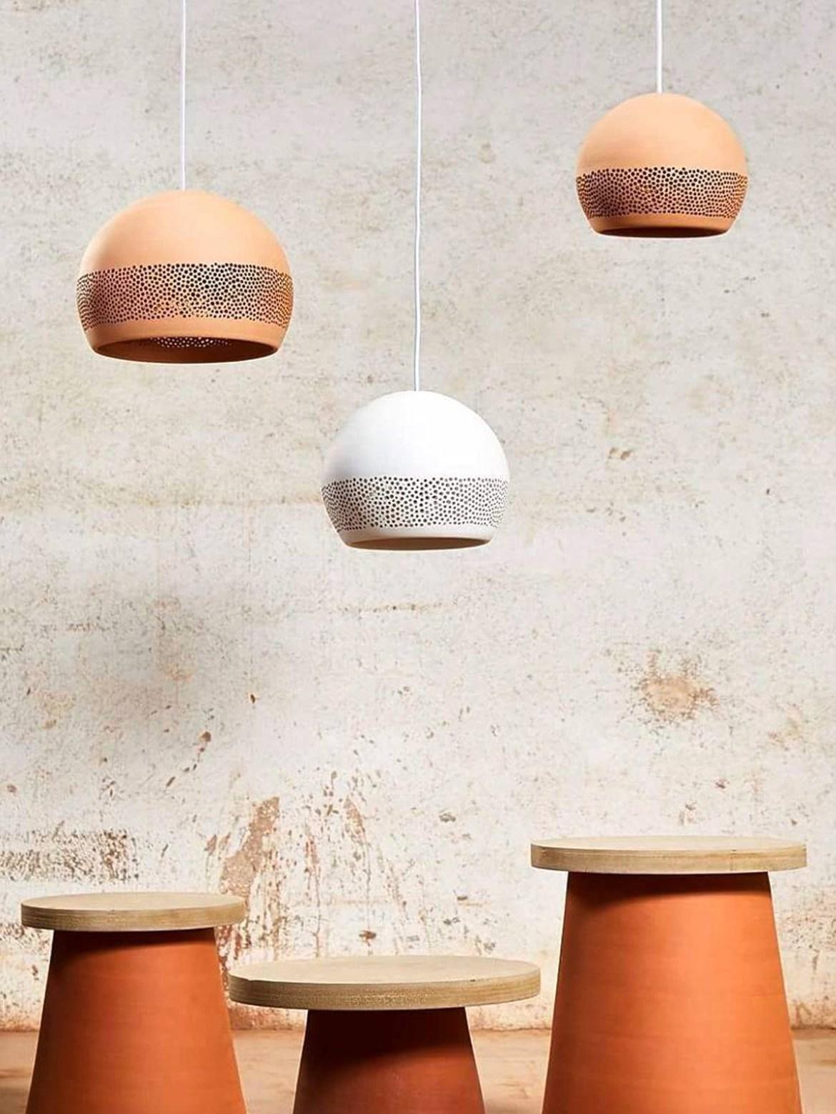 Pendelleuchten SpongeRo! von Pott Neue Lampen & Leuchten bei DesignOrt
