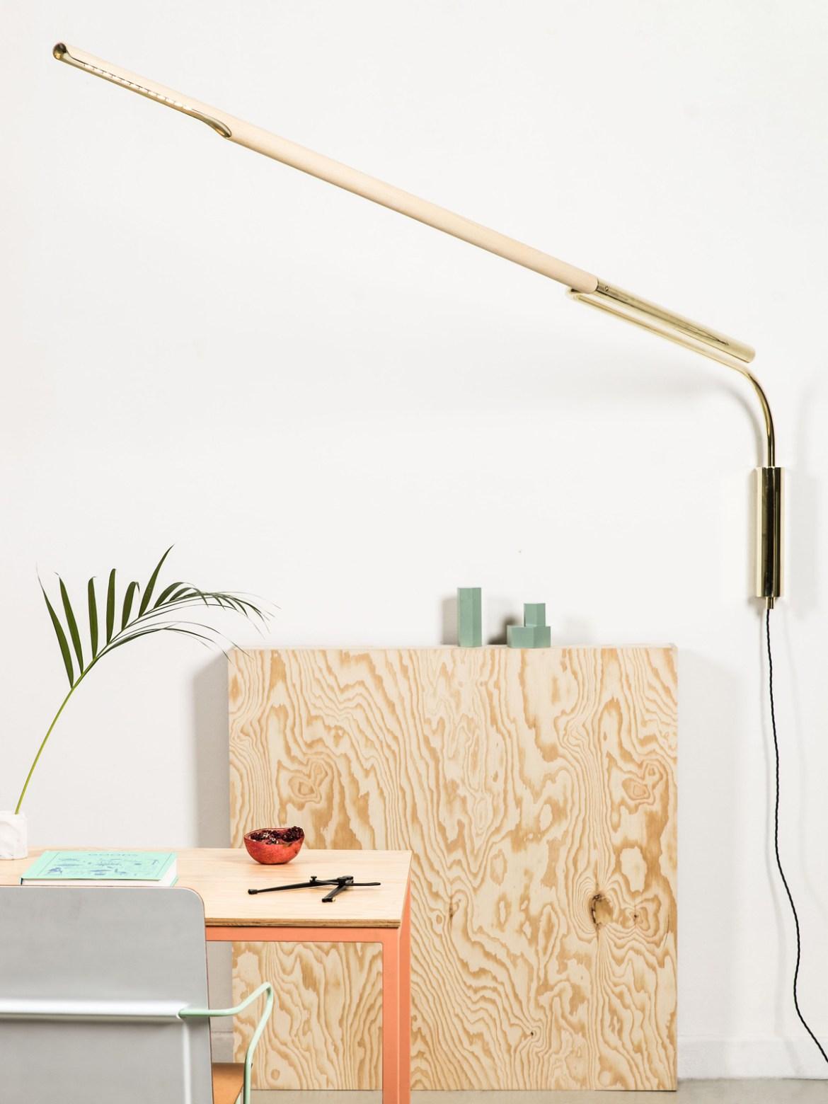 DesignOrt Blog: Wandleuchten X Mal Anders Wandleuchte Woodpecker von Schneid LED