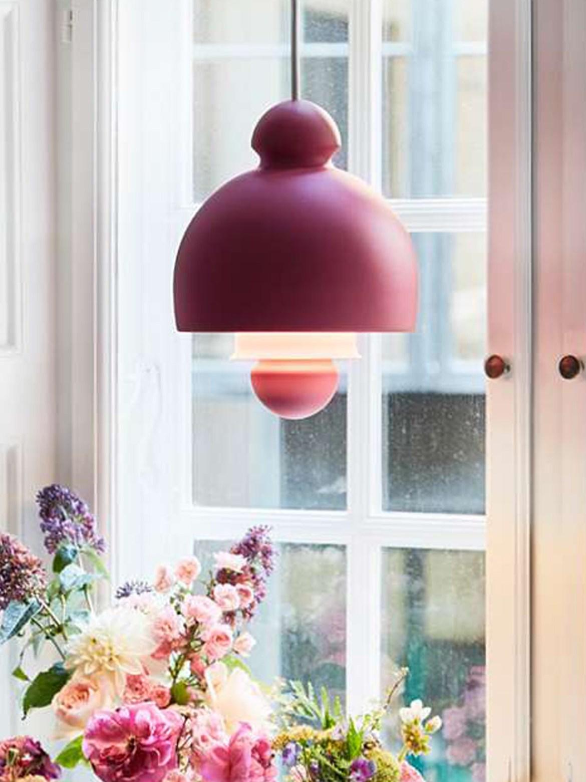 DesignOrt Blog: klassische Designerleuchten Le Klint Antoni Lamp