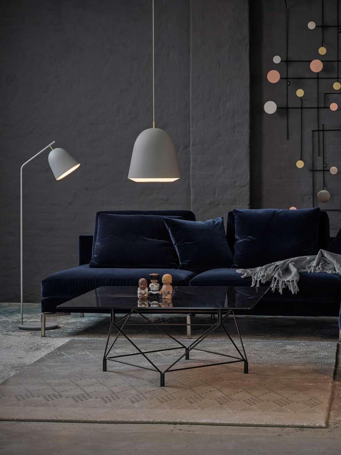 DesignOrt Blog: Dänische Designerleuchten Le Klint Cache Pendelleuchte Lampe