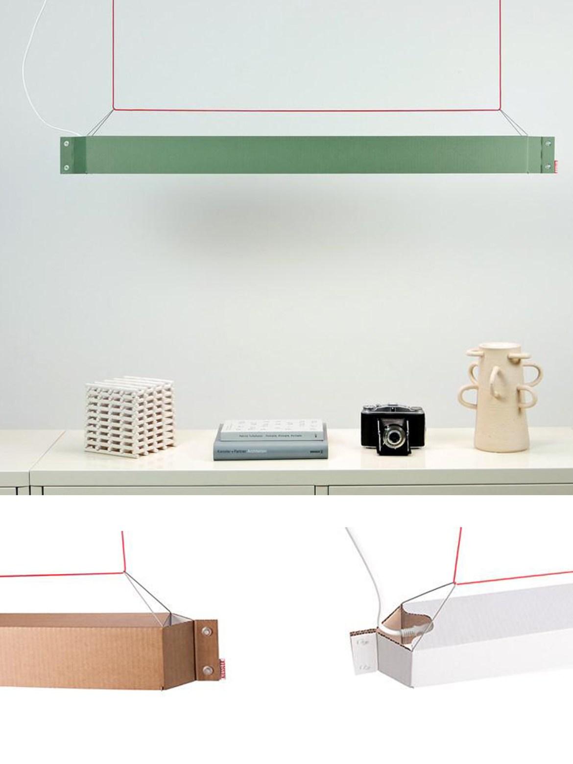 DesignOrt Blog: Design aus Berlin Hängelampe numerouno LED Kiessler