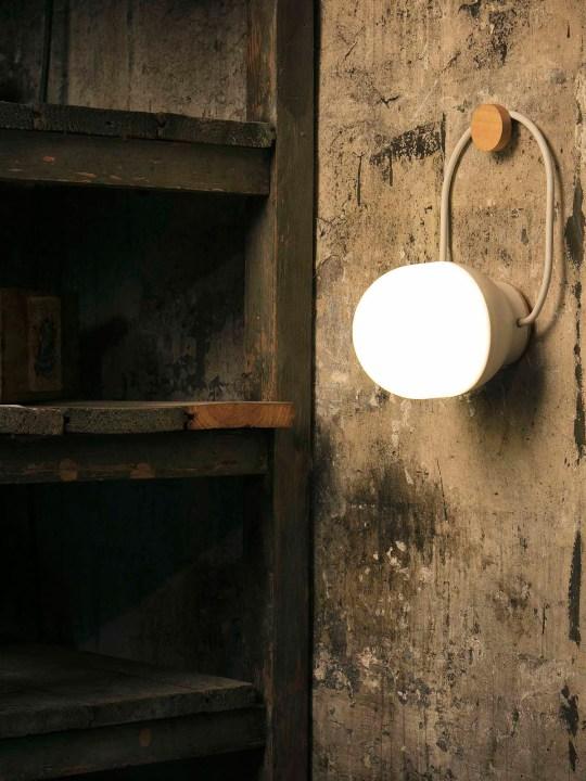 LED transportable Leuchte Lampe Take Away von Faro