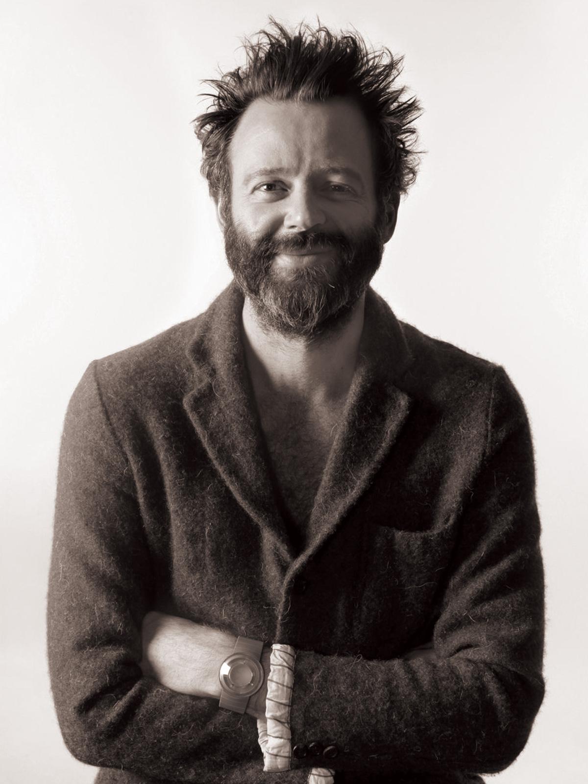 Designer im Portrait: Michael Young
