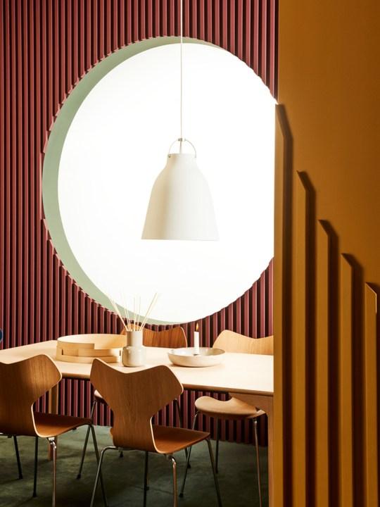 DesignOrt Blog: Die Designwelt von Lightyears Caravaggio matt Republic of Fritz Hansen