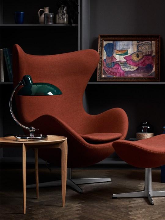 Kaiser Idell T Luxus aus der Serie von Christian Dell