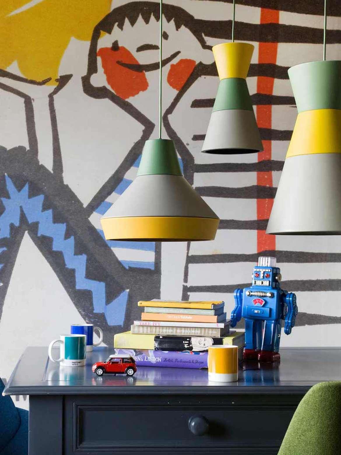 DesignOrt Blog: Farbenfrohe Leuchten Grupa Products ili ili EITHER OR modulare Systemleuchte zum selber Zusammenstellen