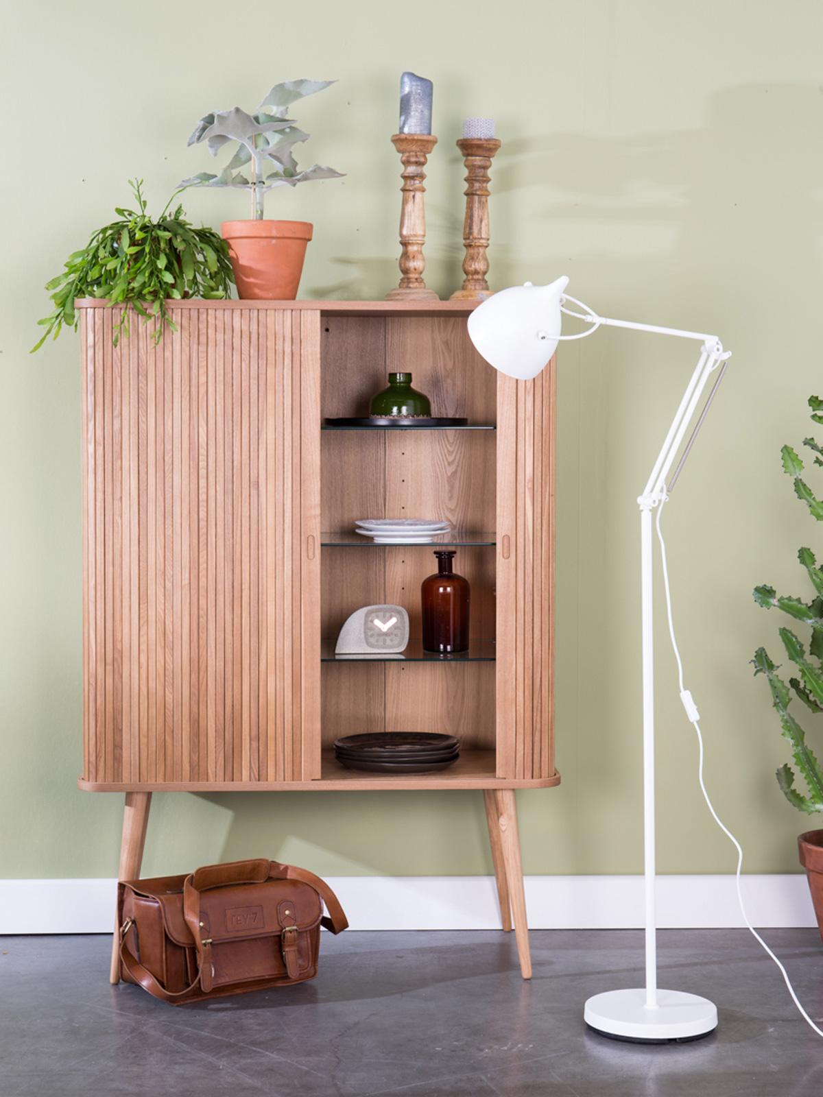 reader floor lampen leuchten online shop designort licht. Black Bedroom Furniture Sets. Home Design Ideas