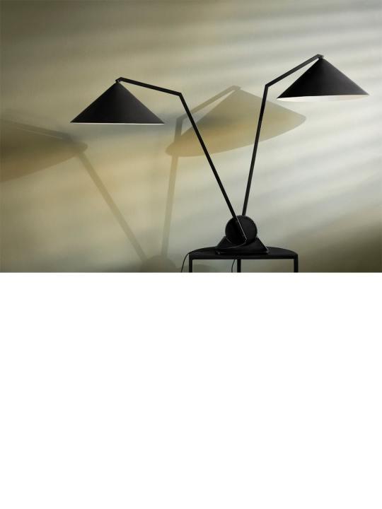 Northern Lighting Gear Table Tischlampe