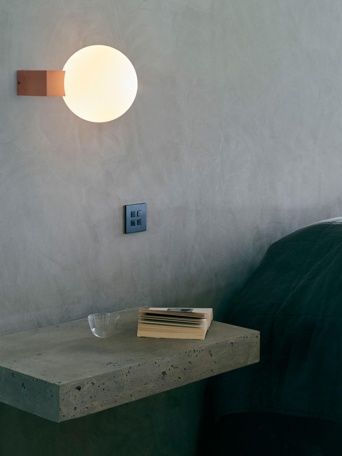 DesignOrt Blog: Multifunktionale Designerleuchten Journey Wall and table &tradition