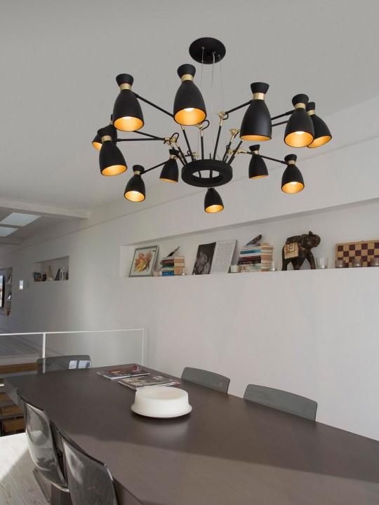 Retro Lampe Faro Barcelona