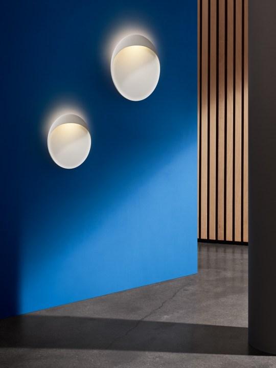 Flindt Wandlampen von Christian Flindt für Louis Poulsen