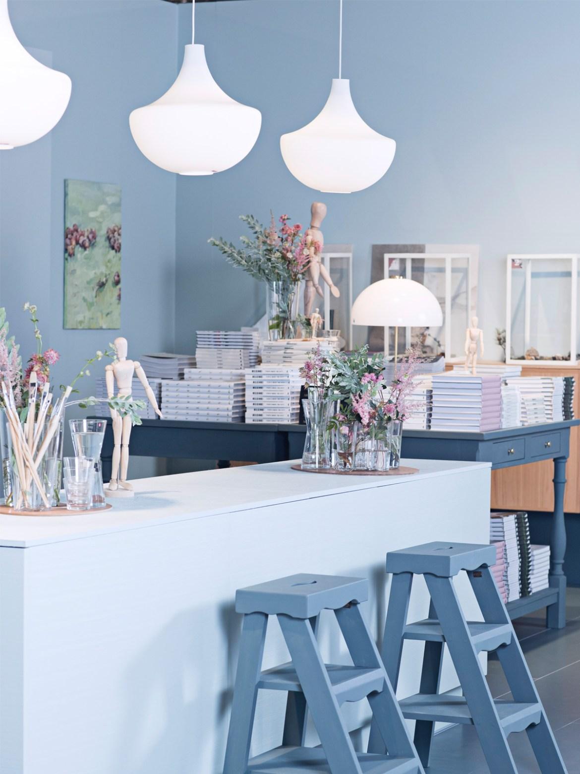 Designort Blog: Pendelleuchten aus Glas Innolux Belle Lampe finnischer Design Klassiker