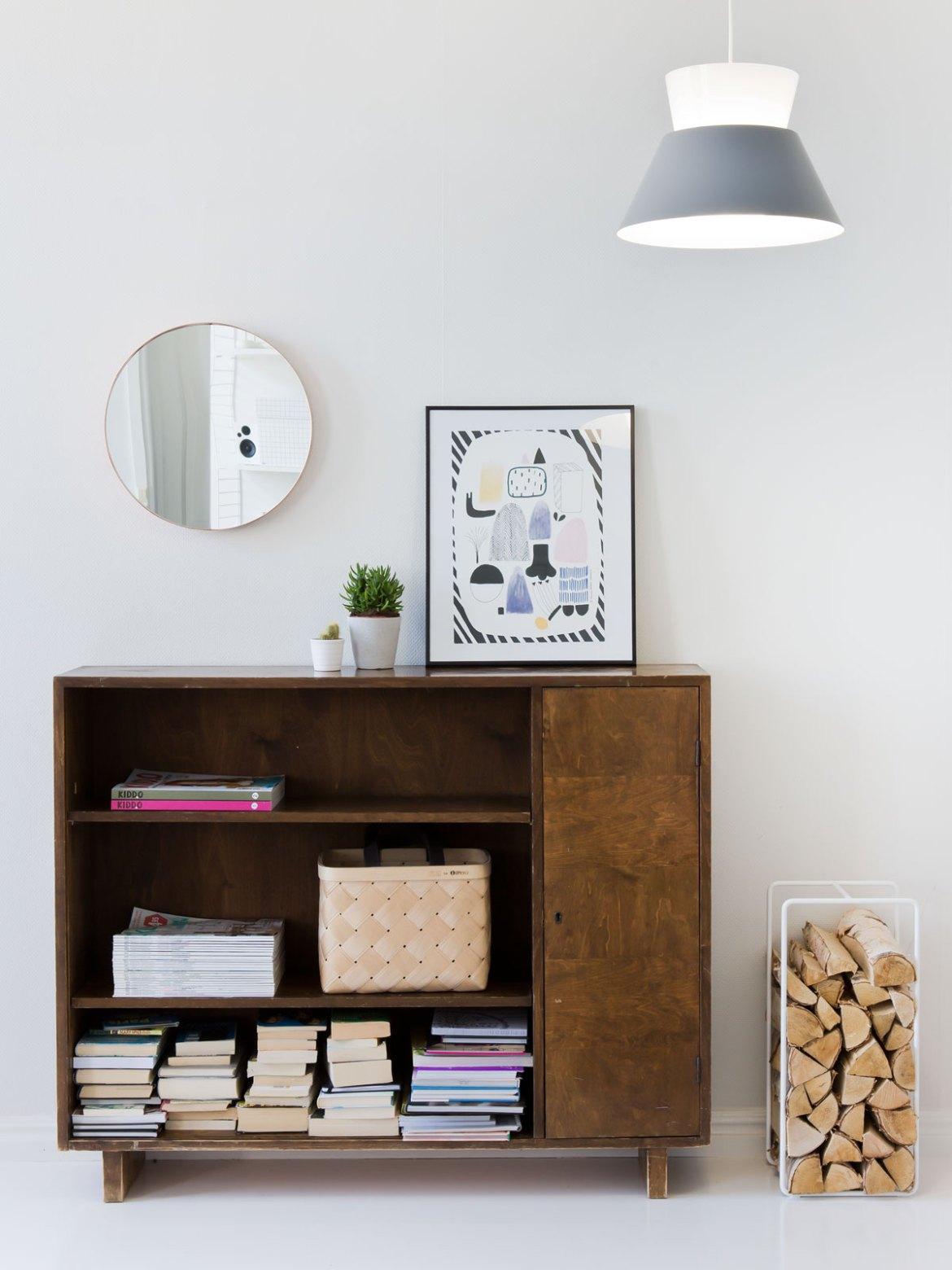 DesignOrt Blog: Designer im Portrait Orno Innolux Kartiot Lampe von Yki Nummi - ein finnischer Designklassiker