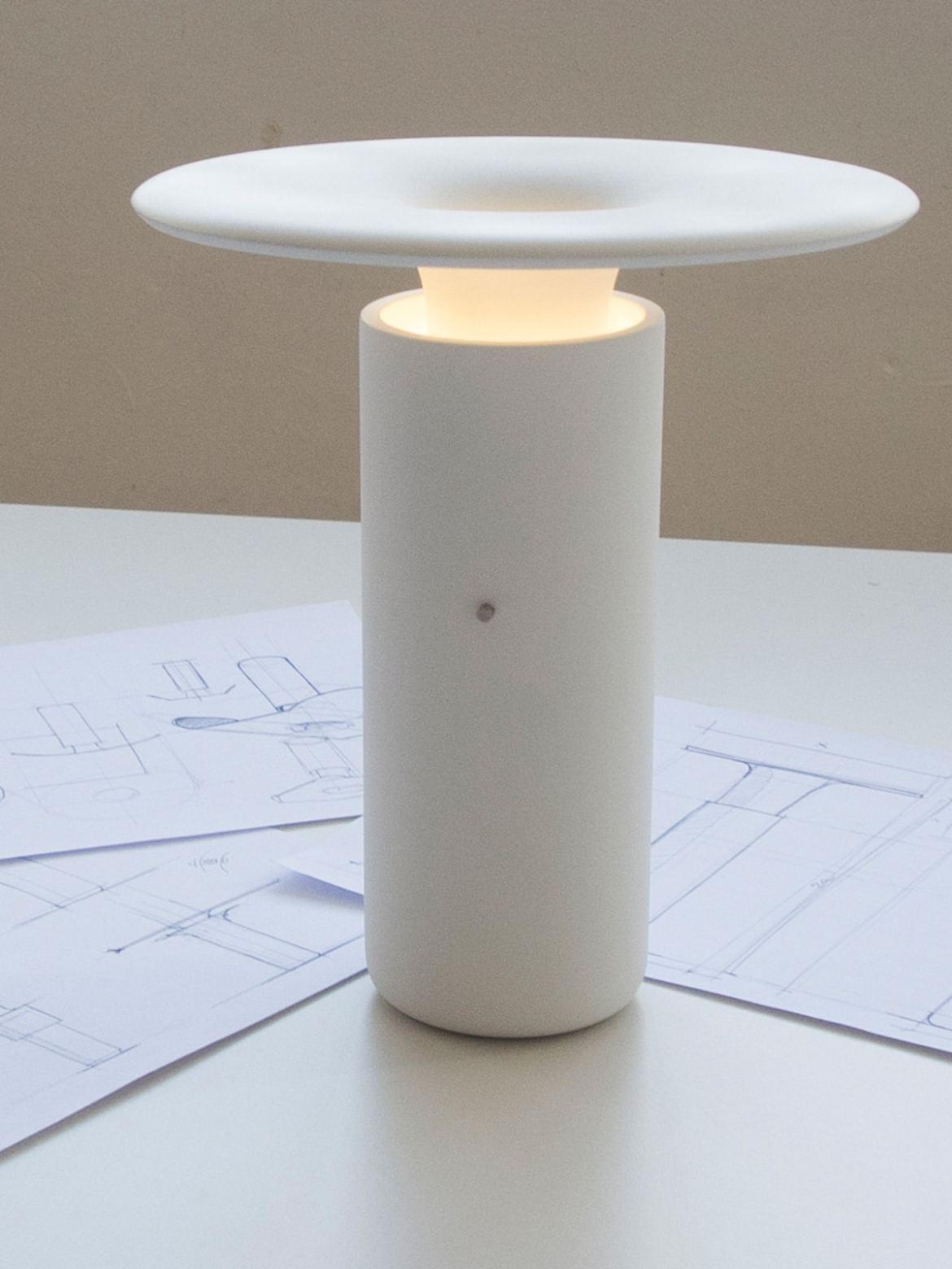 DesignOrt Blog: Neuigkeiten Pottery Project Pott spanische Keramik Lampe Nais Luis Eslava