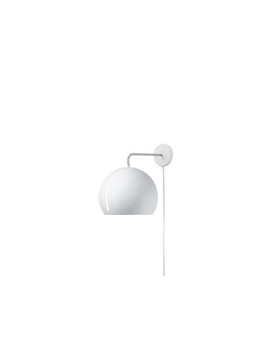 Wandleuchte NYTA Tilt Globe Kabel