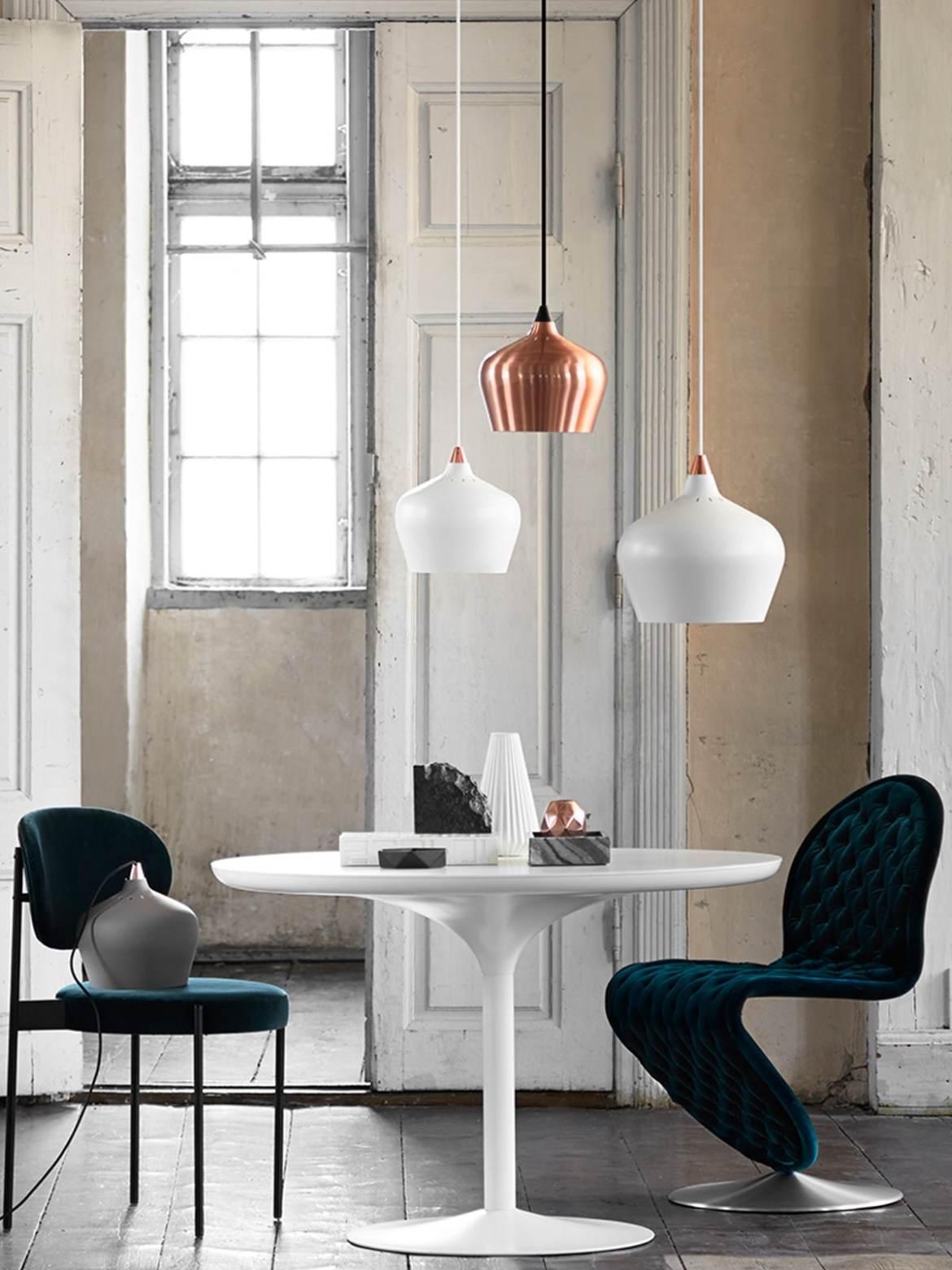 DesignOrt Blog: Esstischleuchten Frandsen Cohen Pendelleuchte Lampe