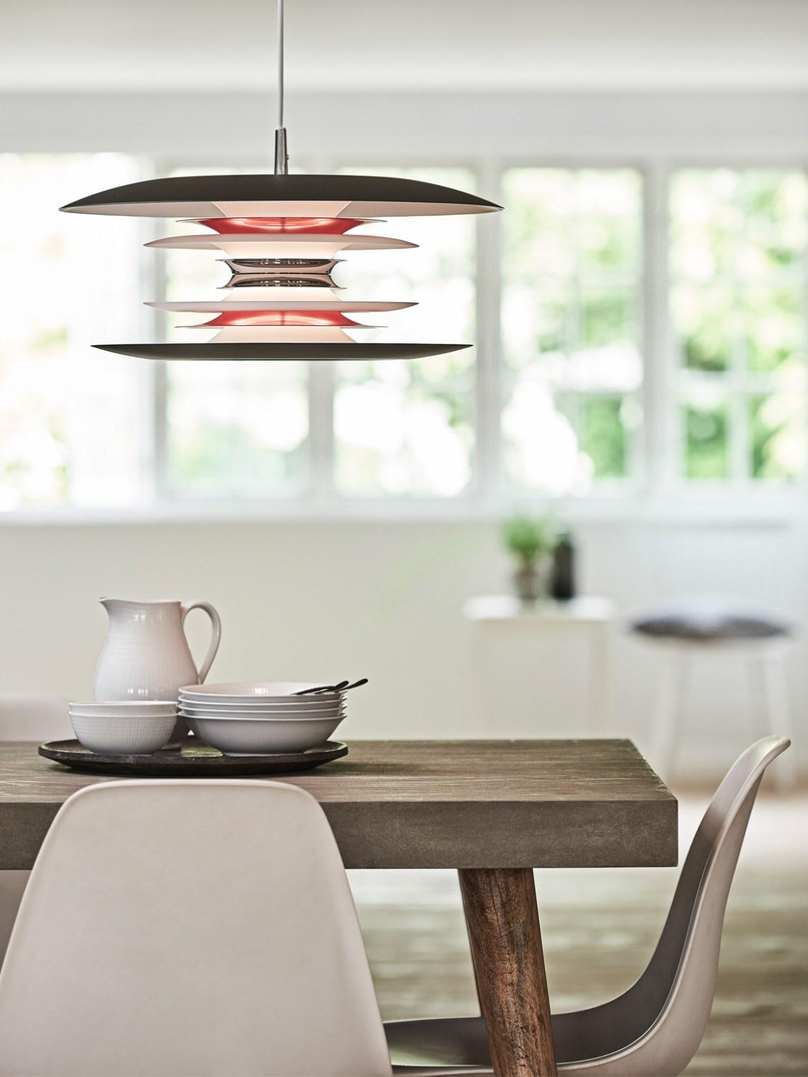 DesignOrt Blog: farbenfrohe Leuchten Belid Diablo Designerleuchte für blendfreies Licht