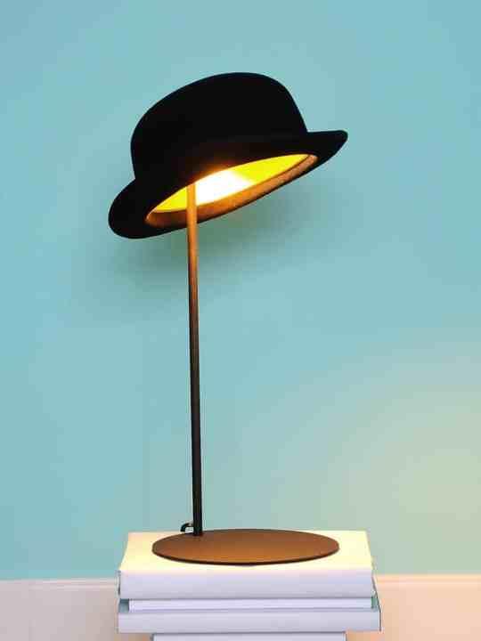 Hutlampe Jeeves Table von Innermost