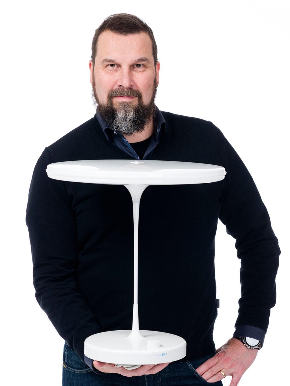 DesignOrt Blog: Designer im Portrait Tapio Anttila