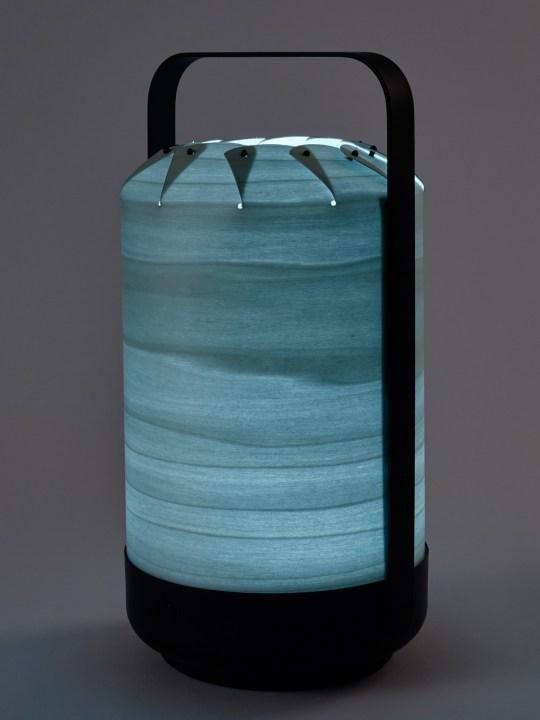Mini Chou LED in Blau